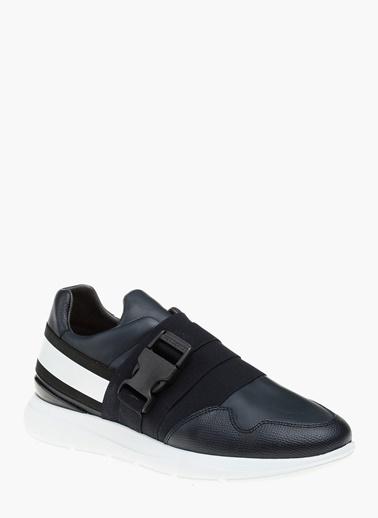 Que Sneakers Lacivert